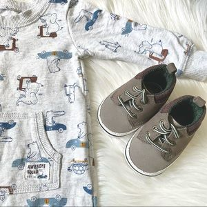 Very cute baby shoes